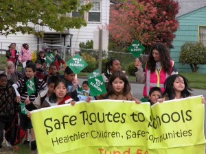 10 Safe Routes to School Program Begins
