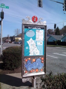 31 West Seattle Kiosks