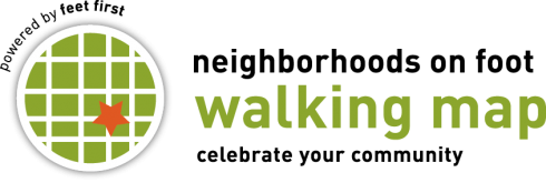 Walking Map Logo