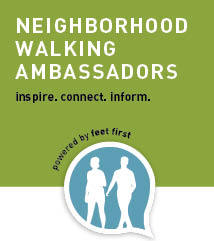 Neighborhood Walking Ambassador