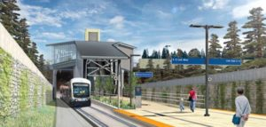 Judkins Park Future Light Rail Station