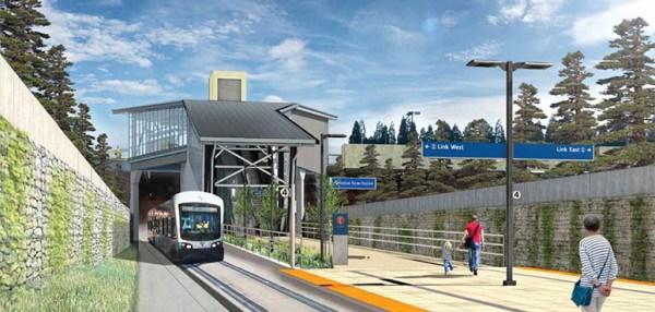 Judkins Park Future Light Rail Station