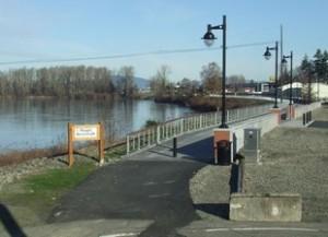 Mount Vernon - Skagit Riverwalk