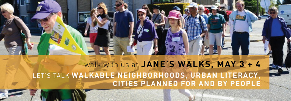 Janes Walk Slide