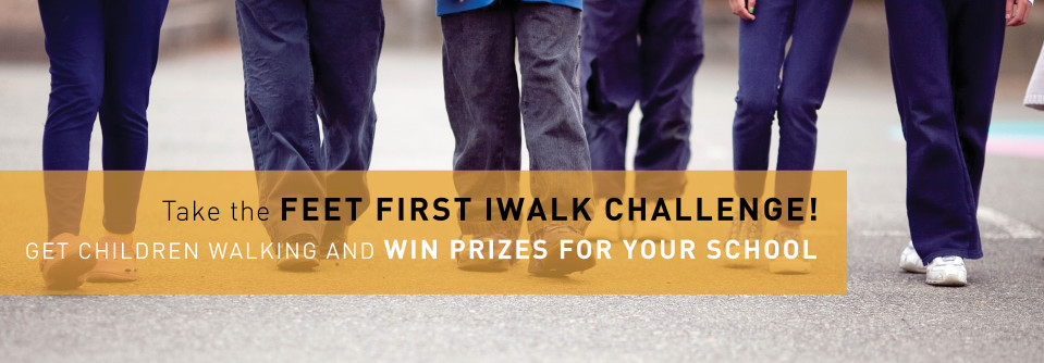 IWALK Challenge Announcement
