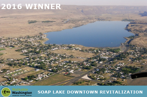 Winner Soap Lake