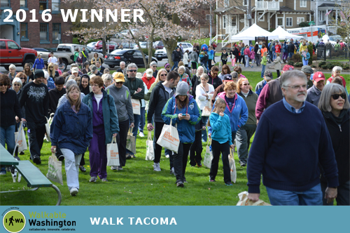 Winner Walk Tacoma