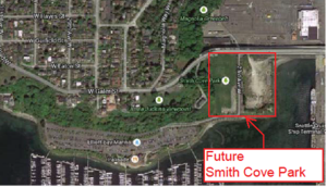 Smith Cove Park Planning Meeting @ Magnolia Lutheran Church | Seattle | Washington | United States