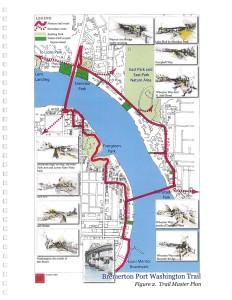 City of Bremerton Bridge-to-Bridge Urban Trail Walk @ at Kitsap Conference Center Plaza | Bremerton | Washington | United States