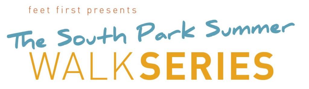 South Park Summer Walk Series logo
