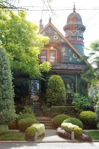 7. The Gingerbread House